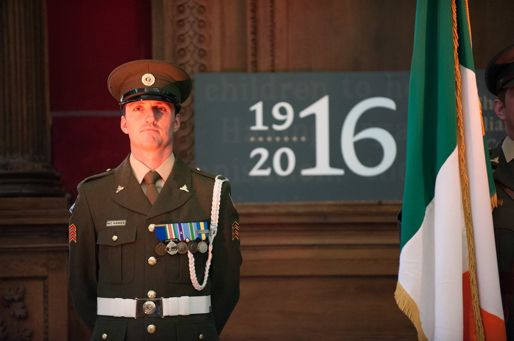 2016 marks the centenary of The Easter Rising. This uprising was one of the defining moments of the struggle for Irish independence which began on Easter Monday 1916
