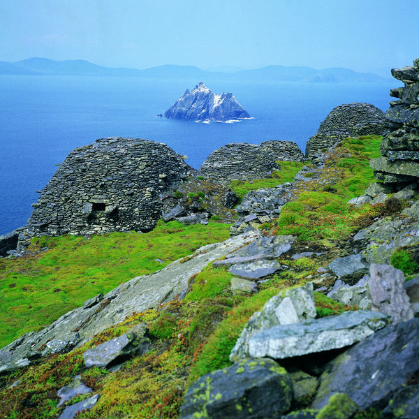 Skelligs, Co. Kerry