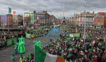 St. Patrick's Weekend in Dublin