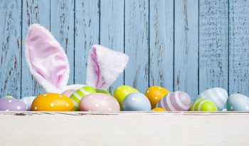 Easter Bunny ears| Easter colourful Eggs|Easter Holidays