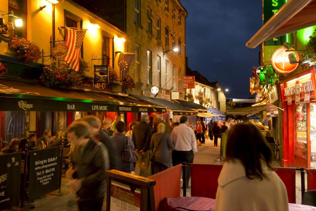 Pubs in Galway, Ireland