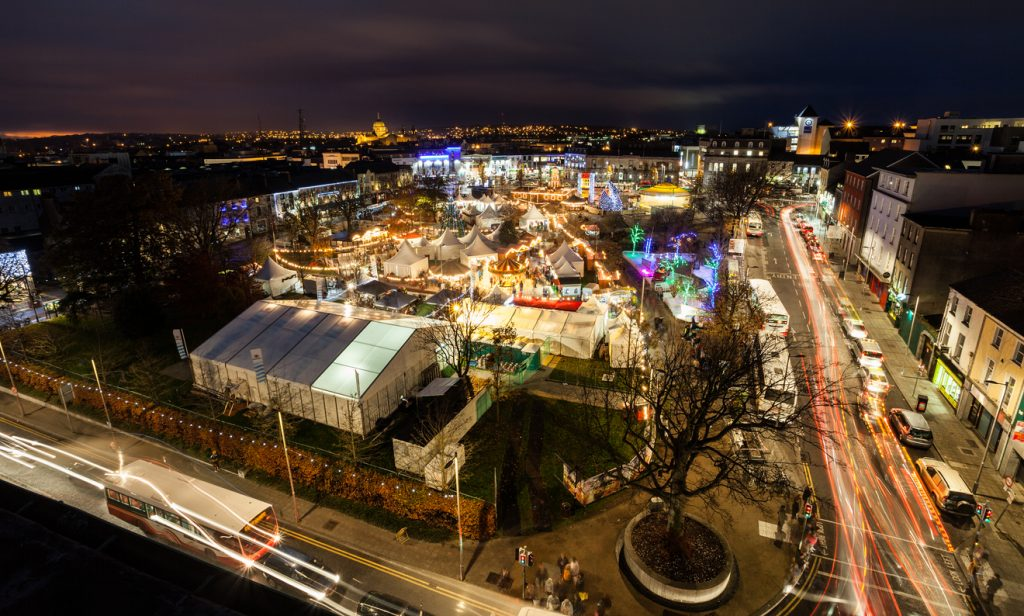 Christmas Market in Galway