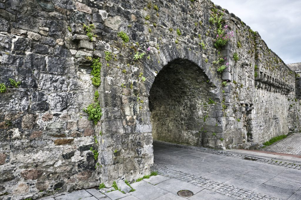 Spanish Arches in Galway