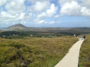 Connemara National Park County Galway